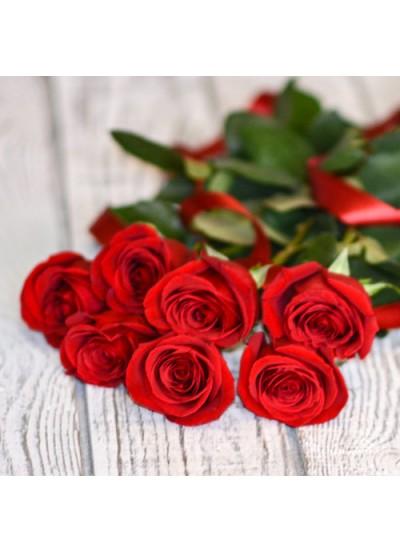 7 роз для тебя